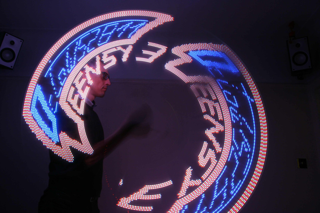 Using the Teensy with led strips for pixel poi