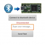 this simple app connects your teensy to android via bluetooth