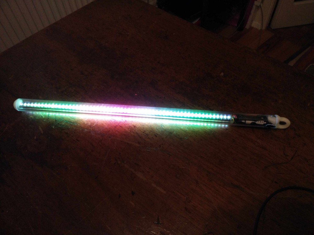 pixel poi baton using teensy 3 and apa102 led strip